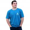 T-shirt une saison aux abeilles - Homme 55% chanvre et 45% coton bio